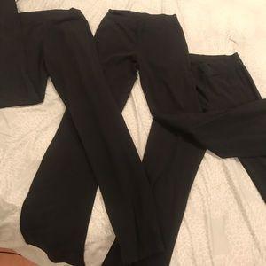 Victoria's Secret yoga pants medium long